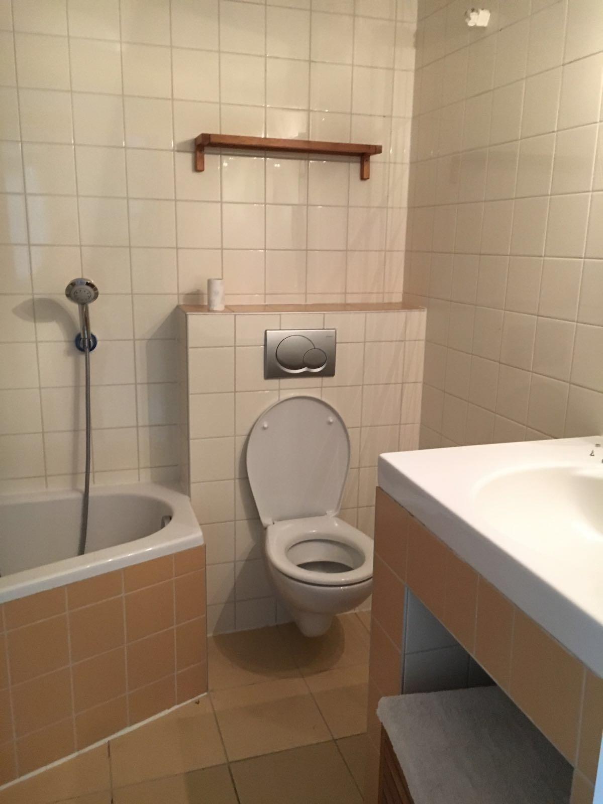 Oude badkamer Leeuwarden